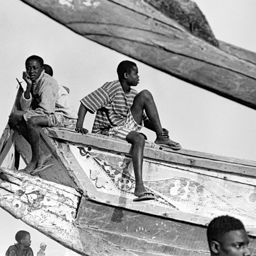 Senegal, people of the sea