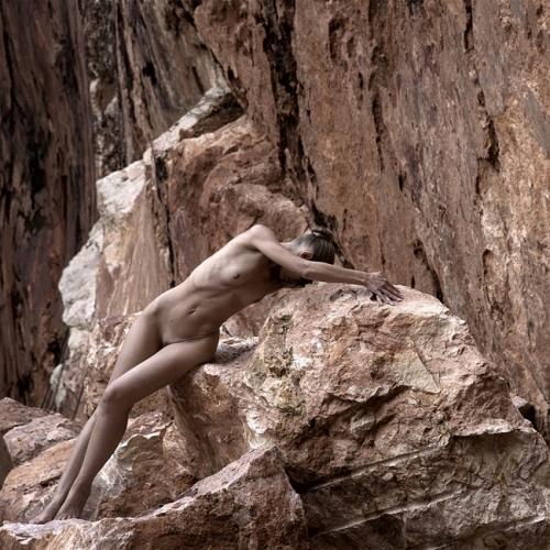 Nuda. Roccia.