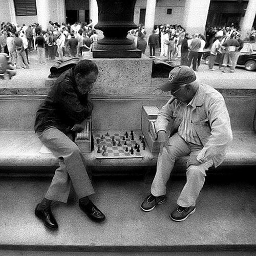 Cuba in the heart
