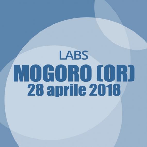 Mogoro (OR) / Labs 2018