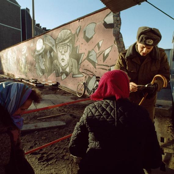 East Berlin, November 1989