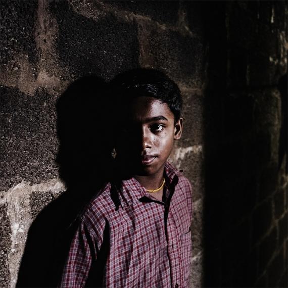 India, i bambini di Namastè